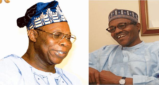 Obasanjo Endorses Buhari For President