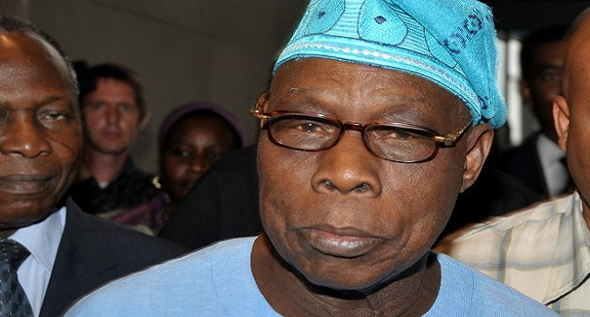 Obasanjo Proposes Effective Telecommunications To Tackle Nigeria's Challenges