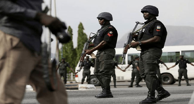 Policemen Attack Channels TV, Guardian Newspaper Crew