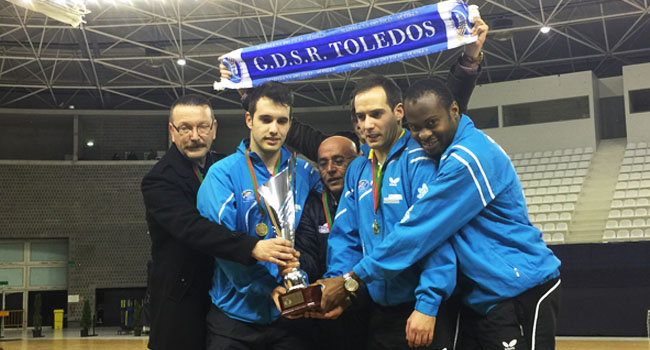 Quadri Inspires GD Toledos To Win Portuguese Super Cup