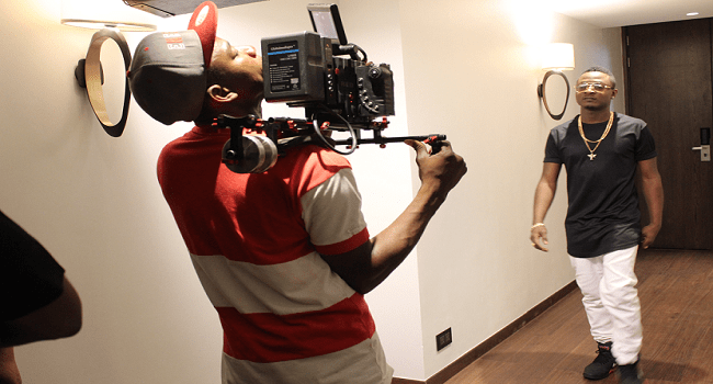 """Behind The Scenes: Shaydee Set To Release """"High"""" Video"""