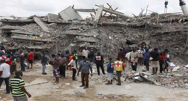 We Observed Aircraft Flying Low Over Synagogue Building Before Collapse, Police Tell Court