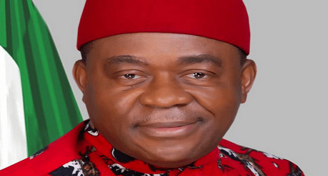 Governor Orji Performs Last Inspection Visit At Abia Mall