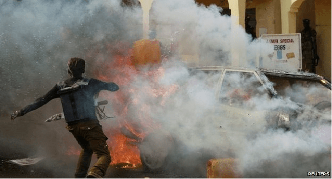 Three IEDs Go Off Close To APC Rally Ground In Rivers