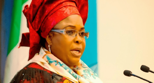 Dame Patience Urges Cross River Women To Support Jonathan