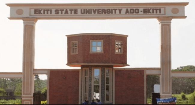 Ekiti State University Students Clash With Bus Drivers