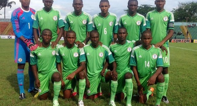 FIFA U-17 World Cup: Golden Eaglets Leave For Chile