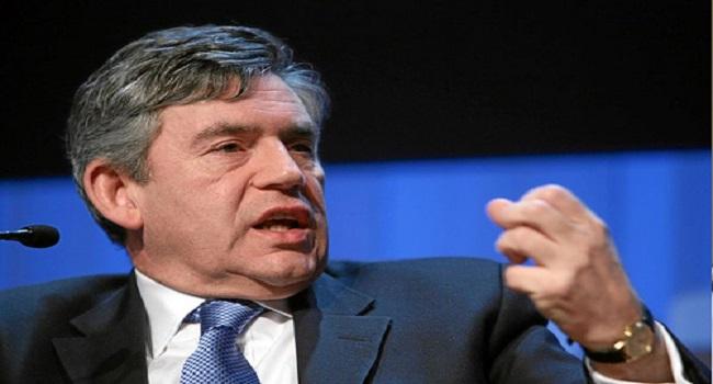 Ex-UK Prime Minister, Gordon Brown, Pleads For Chibok Girls' Release