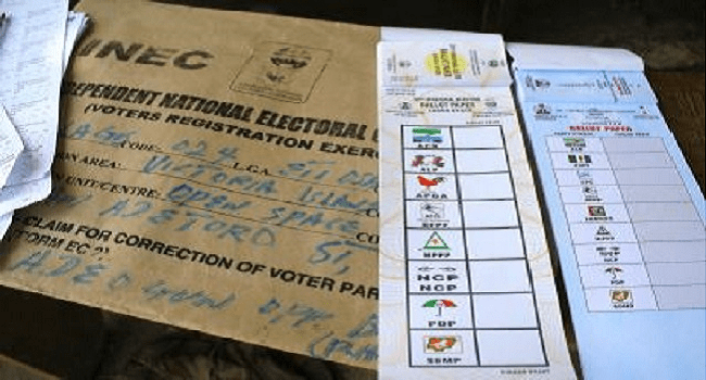 SERAP, Others Demand Ballot Paper Contract Details From INEC