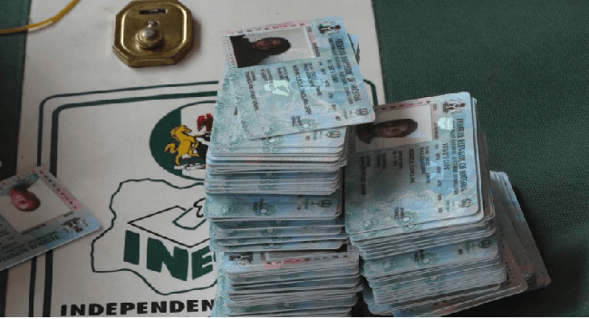 INEC Commissioner Displeased with PVC Collection In Ogun
