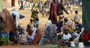 idp by the Boko haram sect