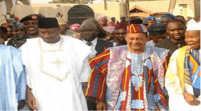 Jonathan Seeks Yoruba Leaders Support