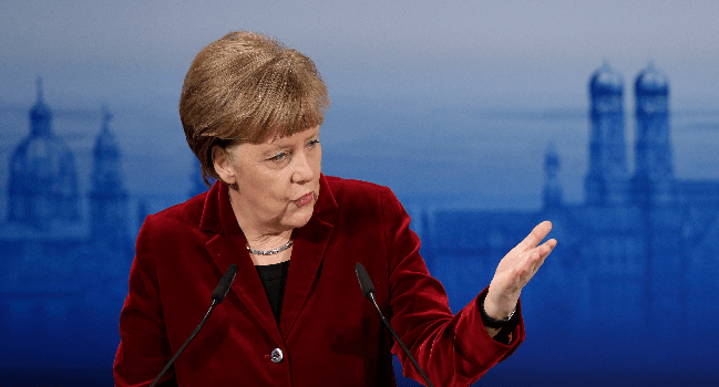 Berlin State Poll: Losses For Merkel's CDU, Gains For AFD