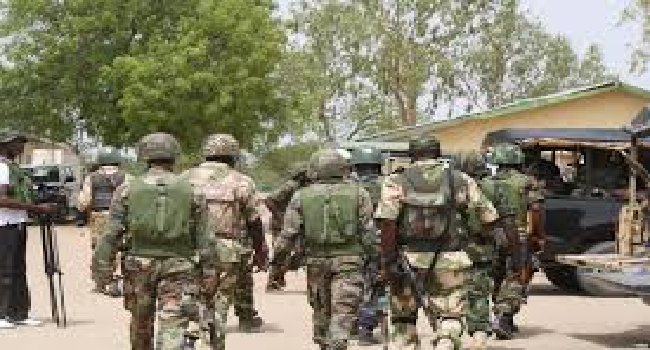 Special Task Force Beef Up Security In Jos Over Rumoured Attack