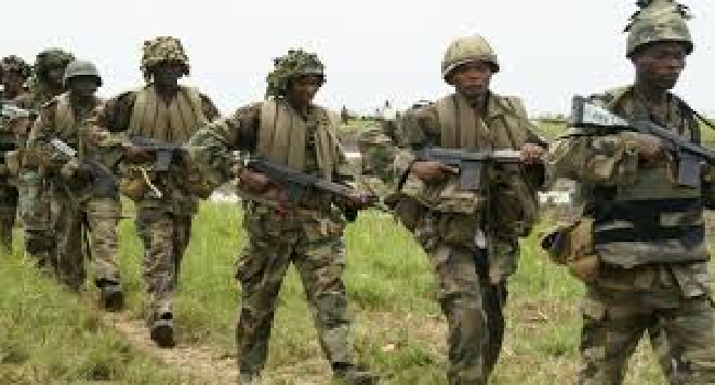 Army Launches Operation Against Bandits In Kaduna
