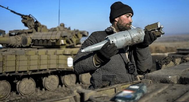 Ukraine Military Warns Of Danger Ahead Of Ceasefire