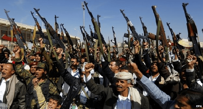 Yemen Movement Announces Takeover Of Parliament
