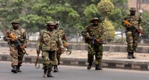 Military in Borno State