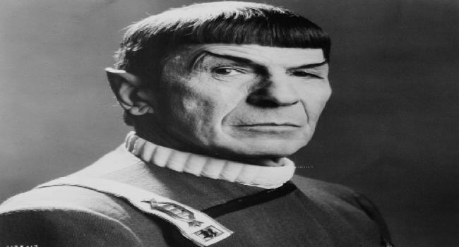 Leonard Nimoy, Star Trek's 'Mr Spock,' Dies At 83