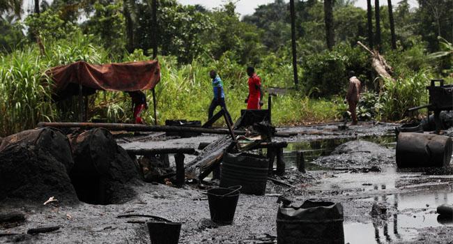 JTF Arrests Suspected Oil Bunkering Kingpin