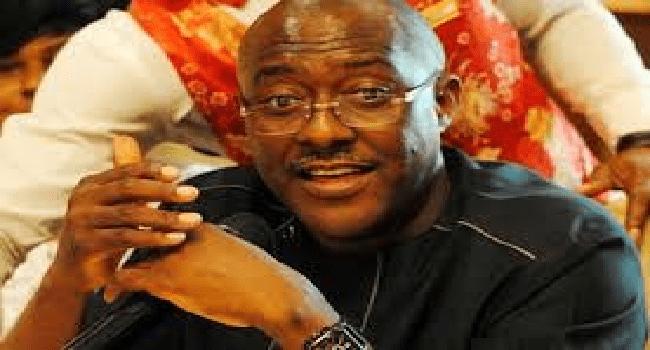 Olisa Metuh Raises Concerns Over Distribution Of PVC In Lagos