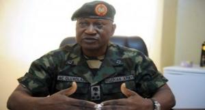 Major-General Chris Olukolade- military