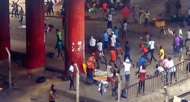Four Killed In Oshodi Clash