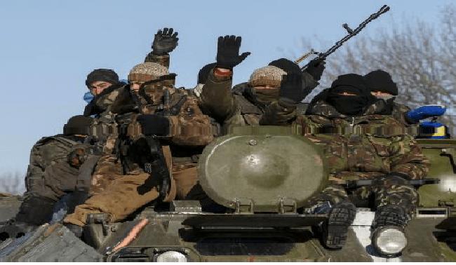 Putin: Troops To Surrender As Ukraine Ceasefire Unravels