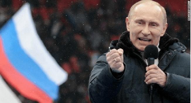 War With Neighbouring Ukraine Is 'Unlikely' – Putin