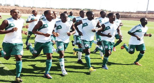 Nigeria's U-23 Trash Gabon 4-1