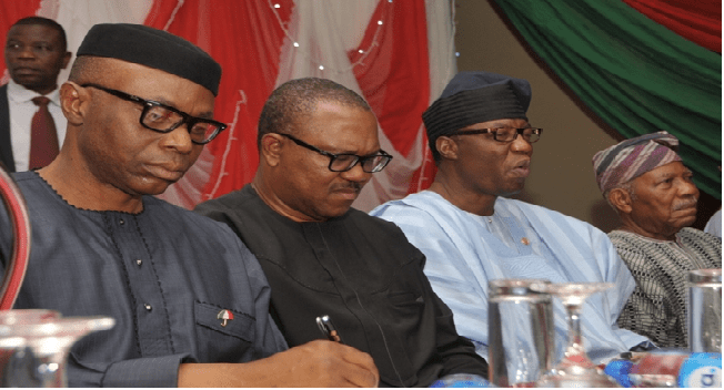 Yoruba Leaders Endorse Jonathan, Hopeful Of Confab Recommendations' Implementation