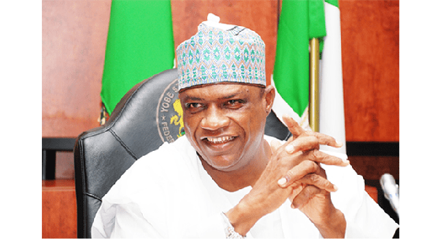 Yobe Governor Presents 80.6 bn Naira For 2015 Budget
