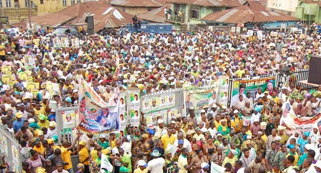 Accord Party Rally Disrupted In Oyo State