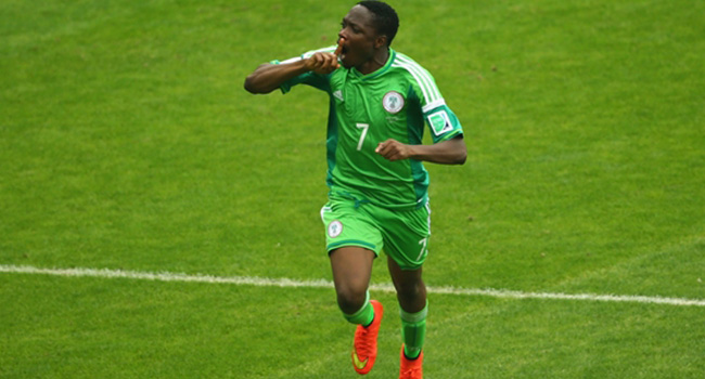 <strong>Nigeria Beat Togo 3-0 In Friendly </strong>