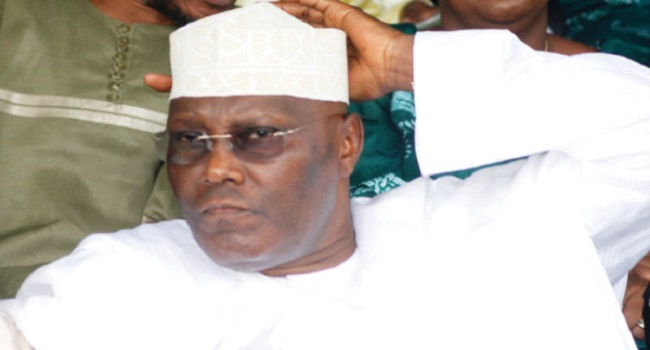 Atiku Abubakar Lends Support For Restructuring of Nigeria