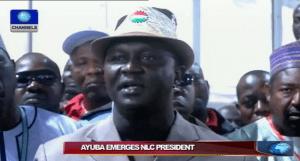 Ayuba Waba, NLC, Strike, Abuja
