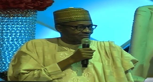 Buhari Meets Lagos Women, Promises Gender Equality In Nigeria