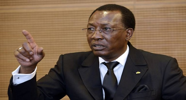 Chadian President Says Shekau's Whereabouts Known