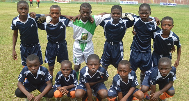 Channels National Kids Cup: Lagos Preliminaries Day Two Produce 21 Goals