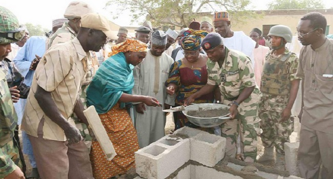 Chibok Community Rejects Government School Reconstruction