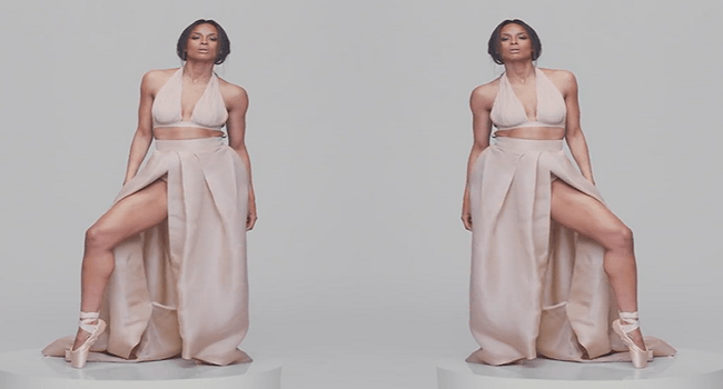 'I Bet' Ciara Oozes Sex Appeal In Ballet Themed Video