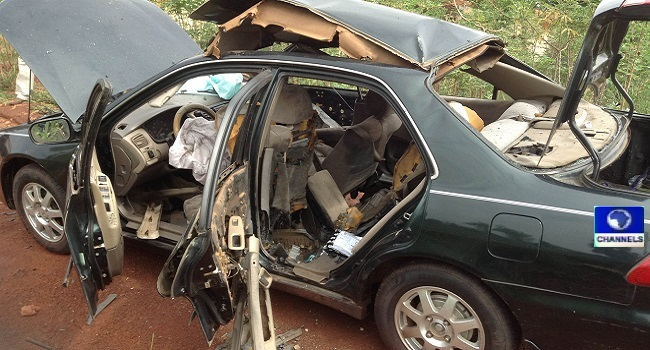 Explosion Occurs Near Polling Station In Enugu