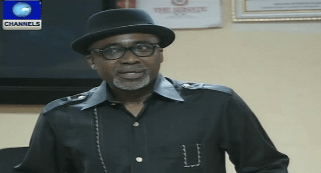 "Senate's Spokesman Says Obanikoro Is ""Innocent Until Proven Guilty"""