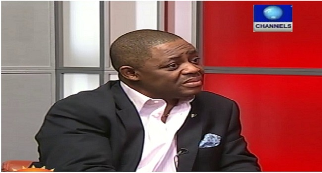 Fani-Kayode Insists Leader Of PDP, Sheriff Is 'Intrinsically Linked With Boko Haram'