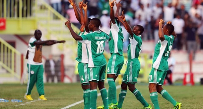 Flying Eagles Edge Closer To Zambia 2017