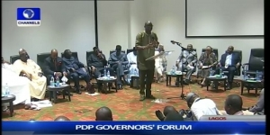 Governors forum held in Lagos on March 10