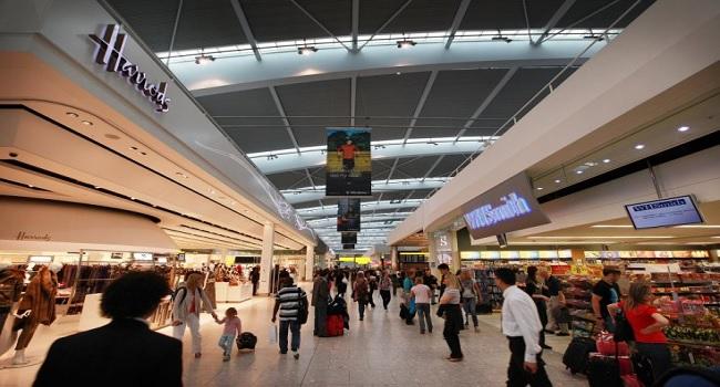 Nigerian Travellers: Biggest Spenders At Heathrow Airport – Report