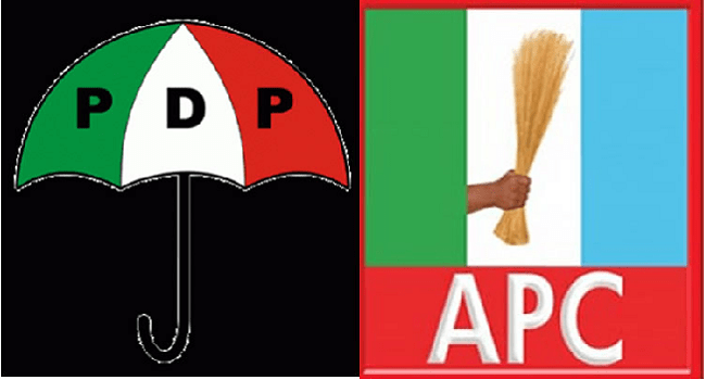 APC, PDP Supporters Take Protest To INEC In Port Harcourt
