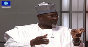 Professor Attahiru Jega on Voters presence