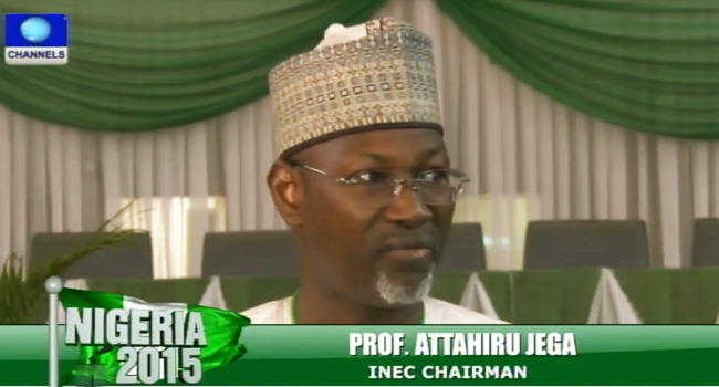 Lapses In Election More Than We Anticipated – Jega